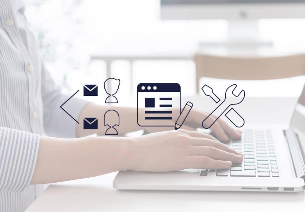 MAツール&定着支援サービス イメージ