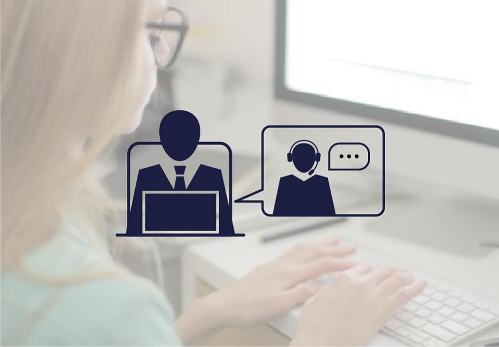 オンライン・営業トレーニング イメージ